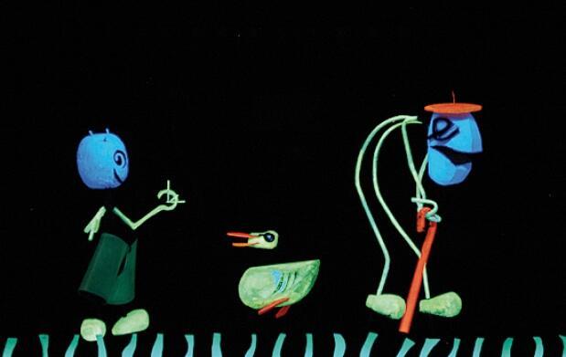 Pedro eta otsoa, ópera para niños