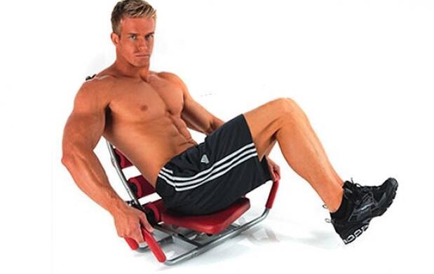 Máquina de abdominales ABS Sculptor Twister