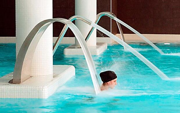 Escapada termal en balneario de Alhama