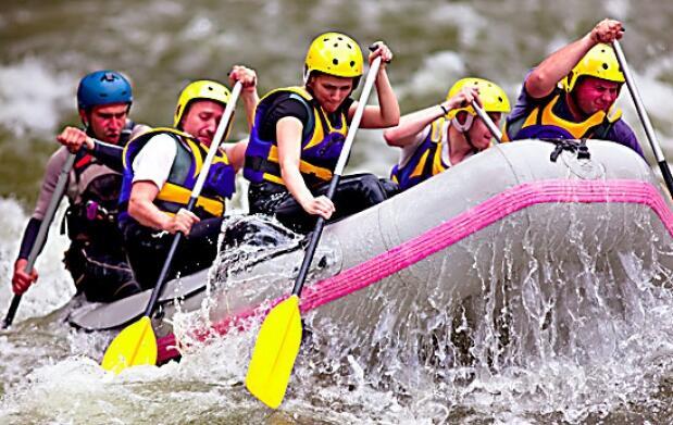 Escapada a Valdivielso + Rafting