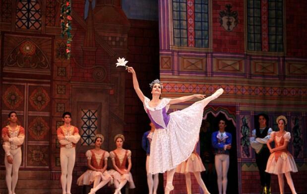 Ballet Nacional de Cuba en el Euskalduna