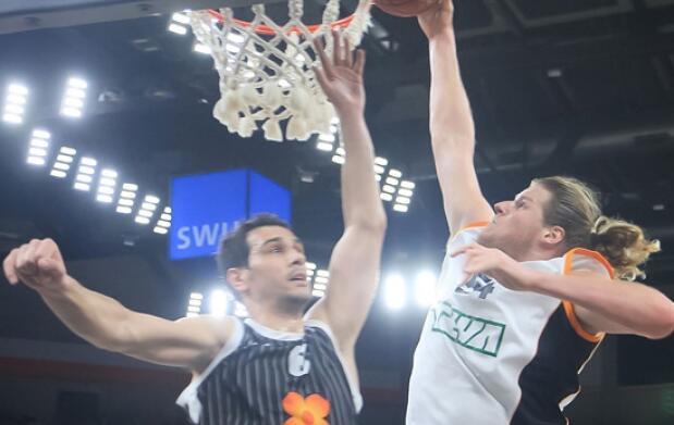 Uxue Bilbao Basket – Ratiopharm Ulm