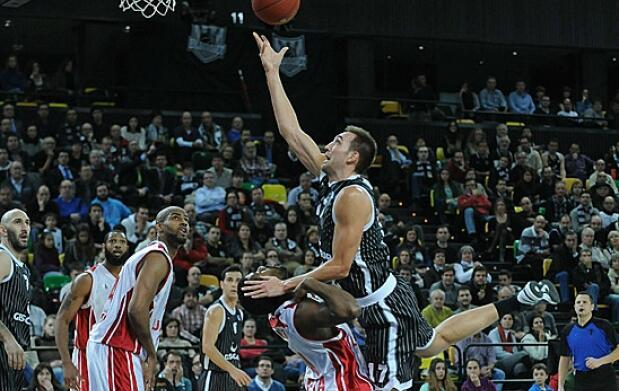 Bilbao Basket - Belgacom Spirou