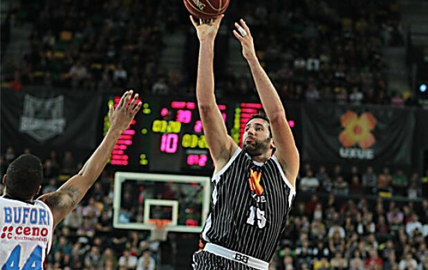 Uxue Bilbao Basket - CEZ Nymburk