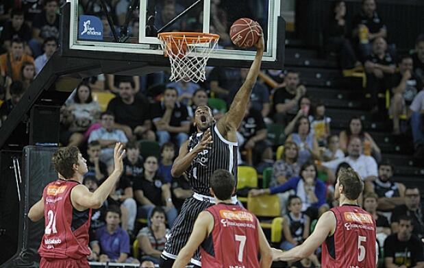 Caja Laboral- Bilbao Basket