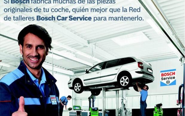 Cambio de aceite + filtro (Bosch)