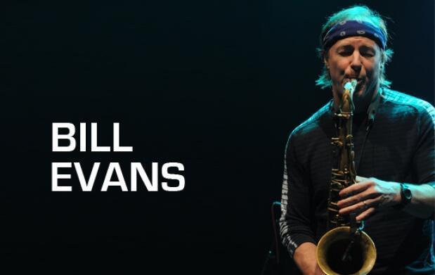 Bill Evans en concierto