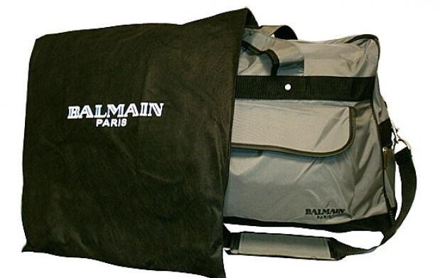 Práctica bolsa de viaje Balmain París