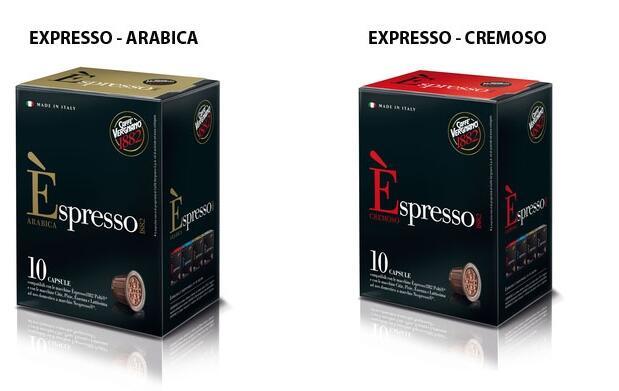 120 cáp. èspresso compatibles nespresso®*
