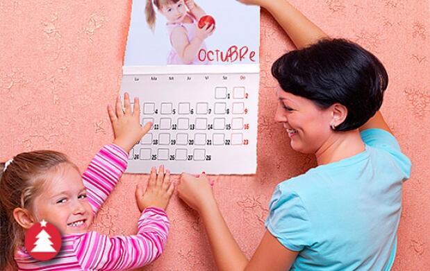 Regala un calendario 2014 personalizado
