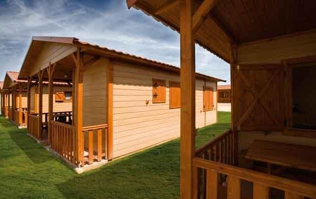 Dos días en bungalow para 5 en Navarra