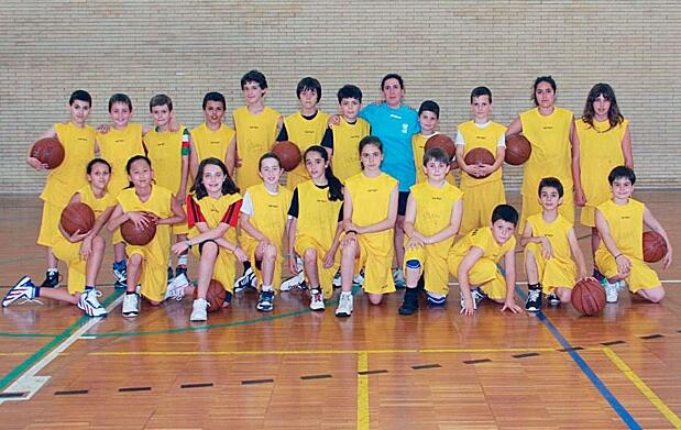 Campus baloncesto Semana Santa