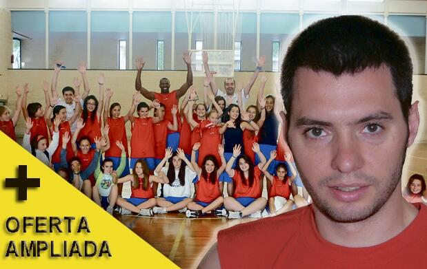 VIII Campus Baloncesto Salgado+piscina