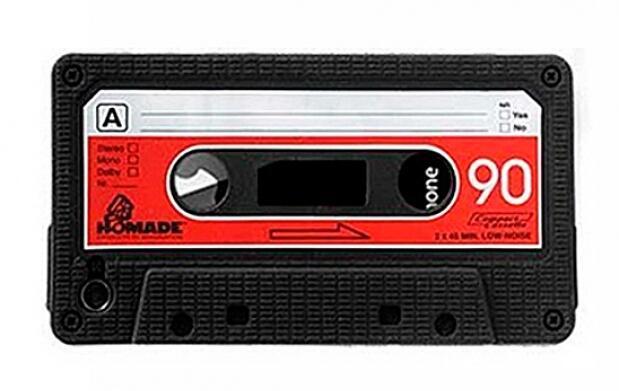 "Carcasa ""Cassette"" Smartphone 6,95€"