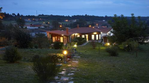 Apartamento rural + paseo en Ferry +cena(Galicia)