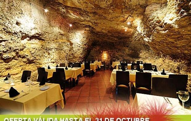 Octubre, dos noches en Cervera (La Rioja)