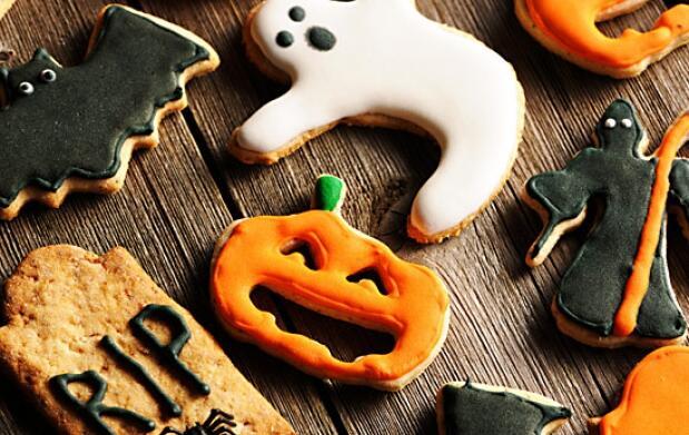 Taller dulce de Halloween (adulto + niño)