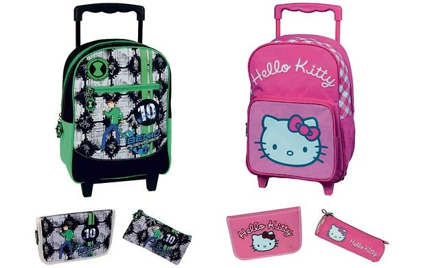 Mochila Hello Kitty o Ben Ten