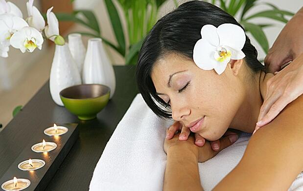Relájate con un masaje en DM Masaje