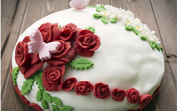 Curso iniciación decoración de tartas