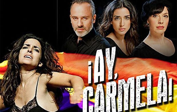 """""""Ay, Carmela"""" + Teatro en Aste Nagusia"""