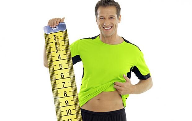Reduce eficazmente el volumen abdominal