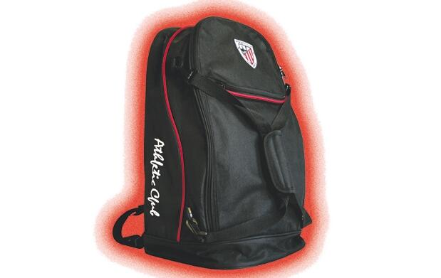 Mochila oficial Athletic
