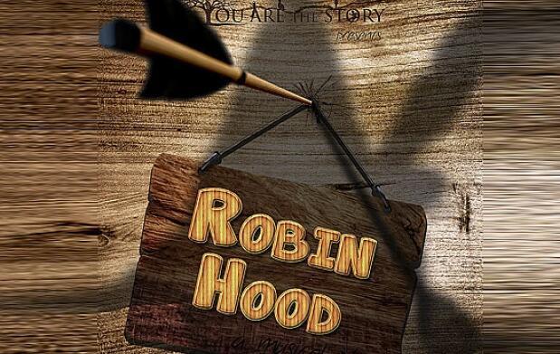 Robin Hood en inglés en el Euskalduna