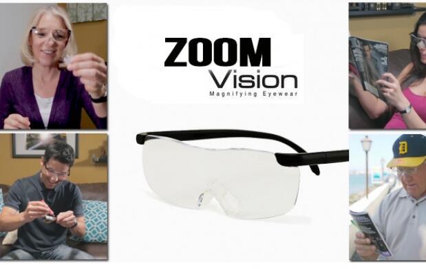 Gafas de aumento Zoom Vision