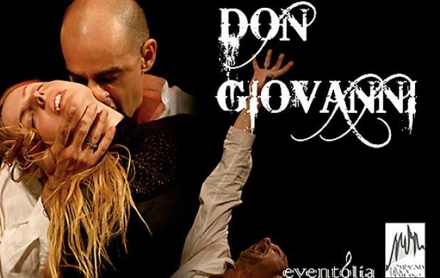 Opera Don Giovanni por 29 €