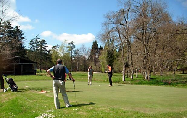 Iniciación al Golf + salida al campo