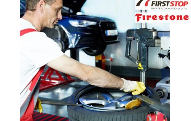 Cambio de neumáticos a buen precio