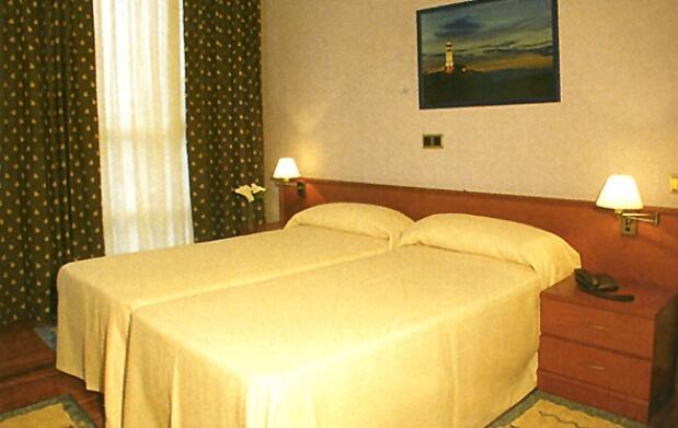 Hotel Santander, 2 noches/2 per+Cabarceno