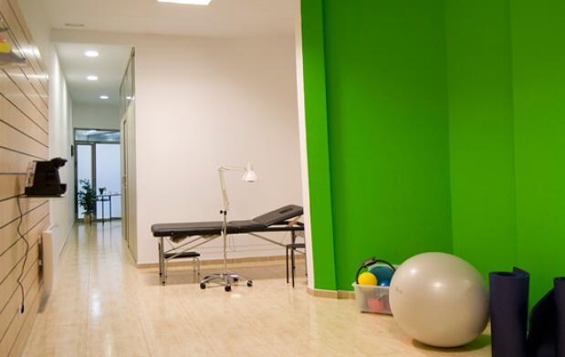 Fisioterapia de rehabilitación manual