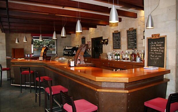 Menú Luxe en restaurante La Alhóndiga