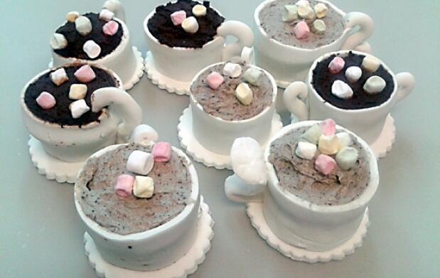 Curso de Cupcakes decorados