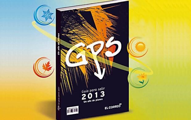 Guía para salir GPS 2013