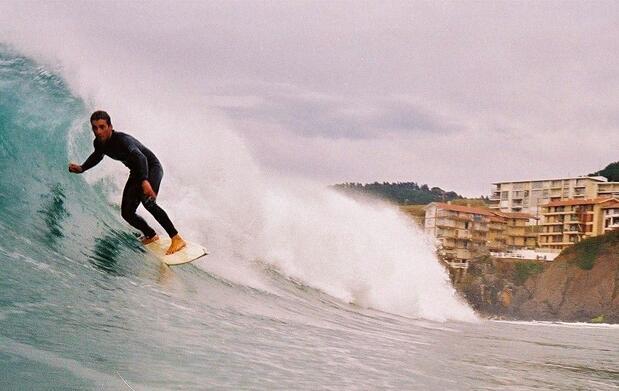 Curso fin de semana de surf en Bakio