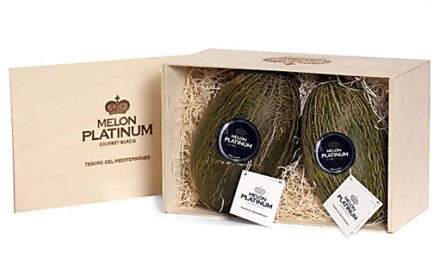 Melón Gourmet Platinum de Murcia
