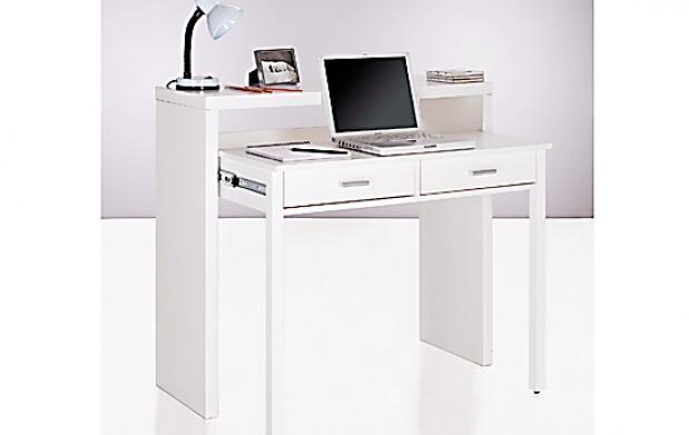 Consola escritorio extensible