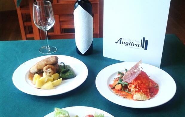 Alojamiento y cena para dos en el Angliru