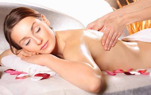 Cosquilloterapia + circuito de spa