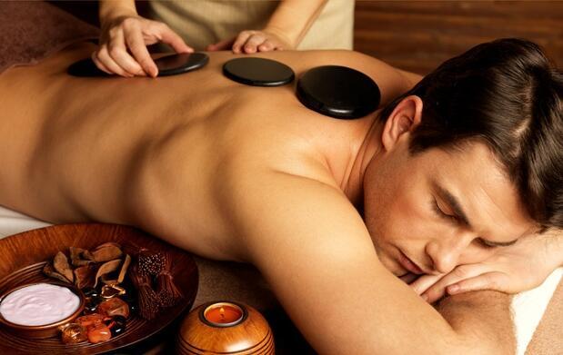 Masaje relajante de espalda + spa