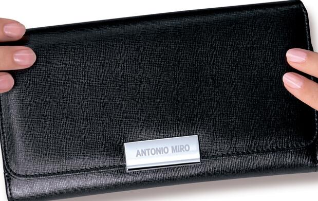 Billetera señora ANTONIO MIRÓ por 25€
