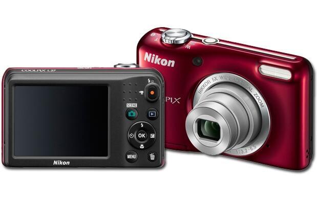Cámara Nikon de 16 mpx. + funda + curso