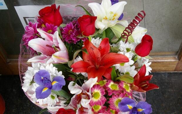 Ramo de Flores + Envío a domicilio