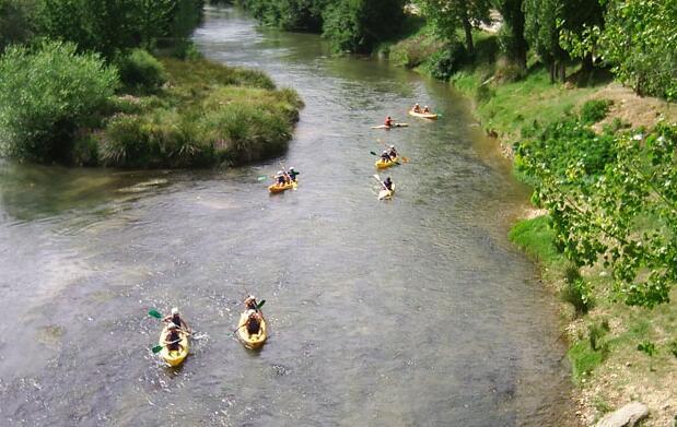 Fin de semana aventura en Kayak