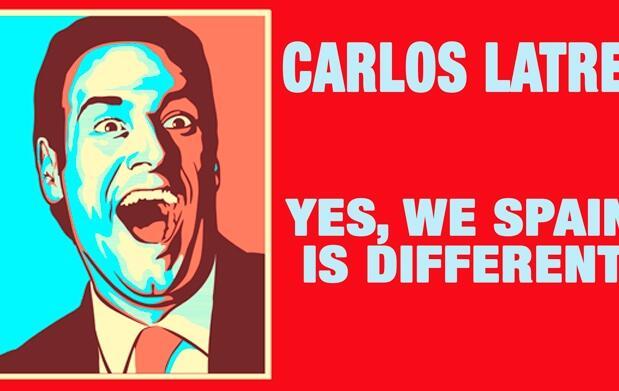Nueva función de Carlos Latre por 17 €