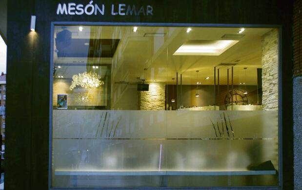 Menú degustación en Mesón Lemar