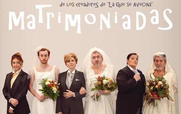 Matrimoniadas en el Palacio Euskalduna